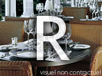 Restaurant St Petersbourg - MOUGINS