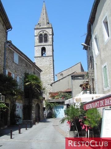 Restaurant Du Barry - VALLON PONT D ARC