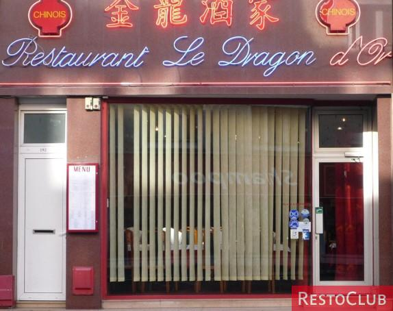Chinois Le Dragon D'or - LILLE