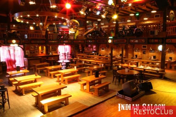 Indian Saloon - RIOM