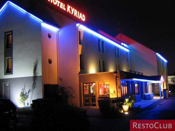 Kyriad Tours Sud - CHAMBRAY LES TOURS