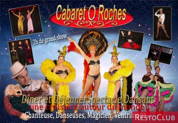 Cabaret O Roches - SIDEVILLE