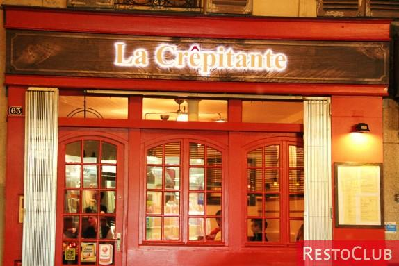 La Crêpitante - PARIS 11EME ARRONDISSEMENT