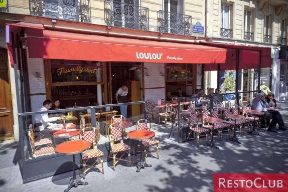 Loulou' Friendly Diner - PARIS 5EME ARRONDISSEMENT