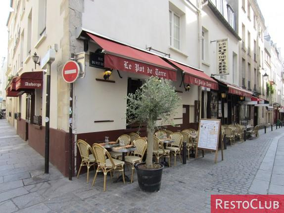 Auberge Le Pot de Terre - PARIS 5EME ARRONDISSEMENT