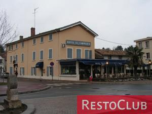 Restaurant du Commerce - CHATILLON SUR CHALARONNE