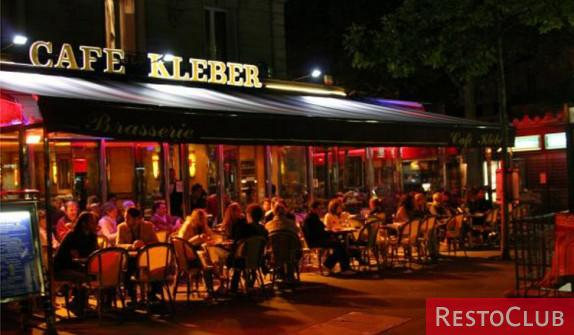 Café Kléber - PARIS 16EME ARRONDISSEMENT