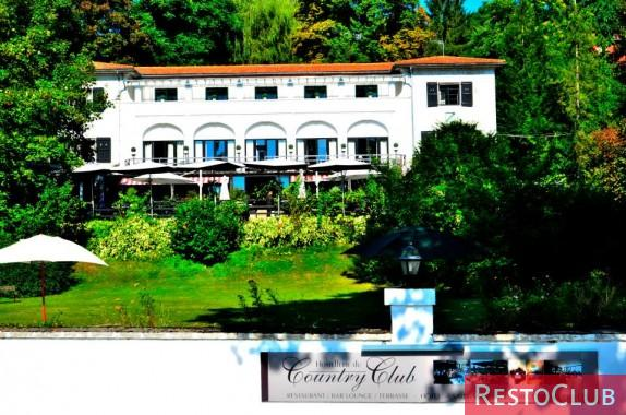 Hostellerie du Country Club - SAMOIS SUR SEINE