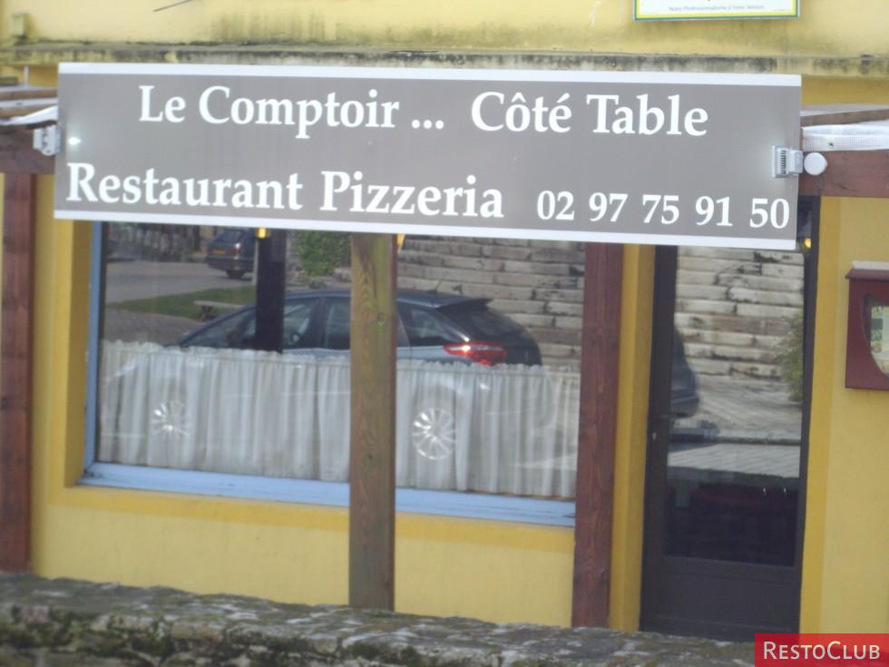 Le Comptoir Coté Table - SERENT