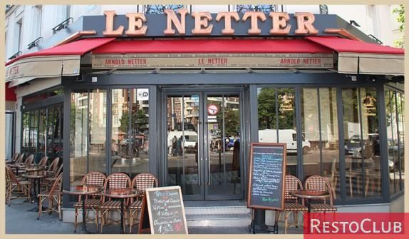 Le Netter - PARIS 12EME ARRONDISSEMENT