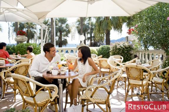 Carlton Restaurant - CANNES