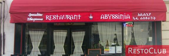 Abyssinia - PARIS 20EME ARRONDISSEMENT